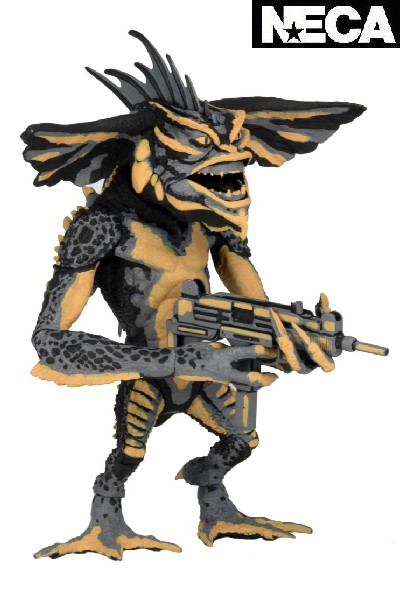 Neca Gremlins Mohawk Classic Video Game Appearance Action Figure