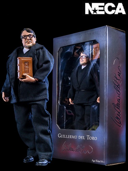 Neca Guillermo Del Toro Signature Collection 8 Inch Figure