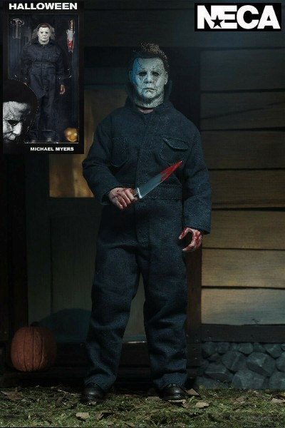 Neca Halloween 2018 Michael Myers Clothed 8 Inch Figure