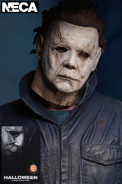Neca Halloween 2018 Ultimate Michael Myers Action Figure