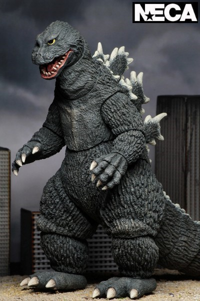Neca King Kong vs Godzilla 12 Inch Head to Tail Godzilla Figure