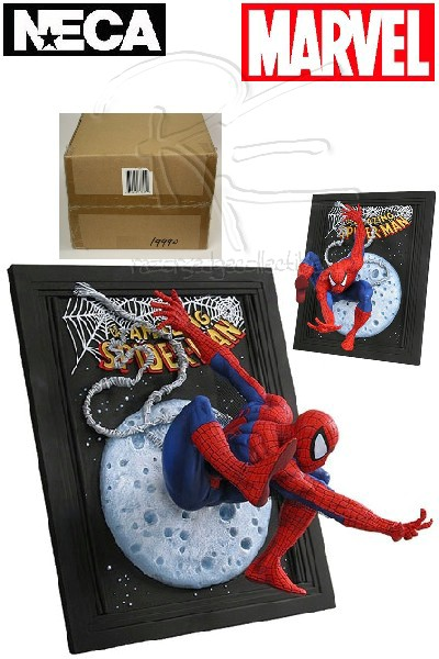 Neca Marvel Amazing Spider-Man Cover #301 Statue AP