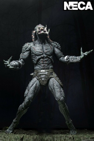 Neca The Predator Deluxe Armored Assassin Predator Action Figure