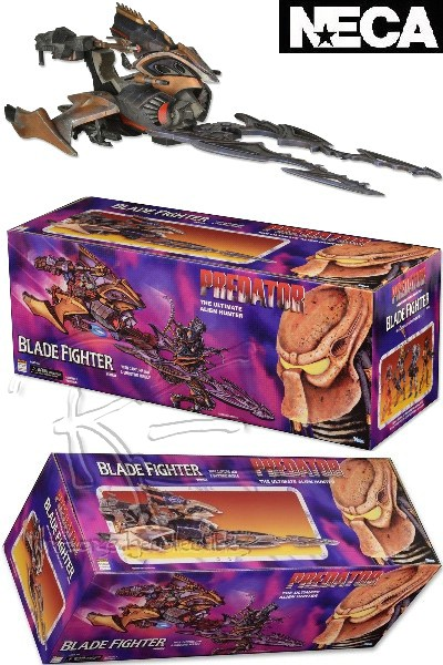 Neca Predator Blade Fighter 2 Feet Wide Vehicle