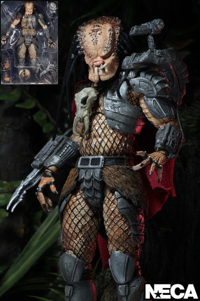 Neca Predator Ultimate Ahab Predator Action Figure