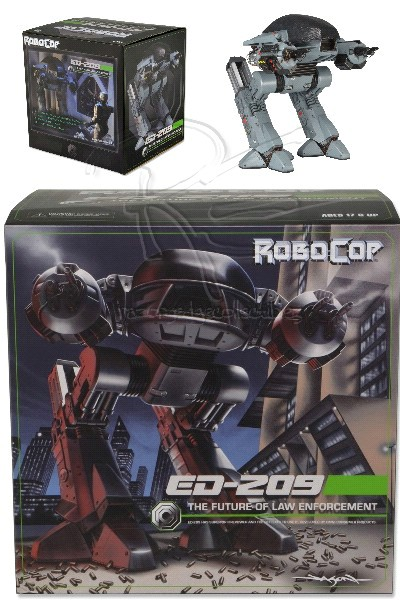 Neca RoboCop ED-209 10 Inch Action Figure with Sound