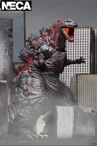 Neca 2016 Shin Godzilla 12 Inch Head to Tail Action Figure