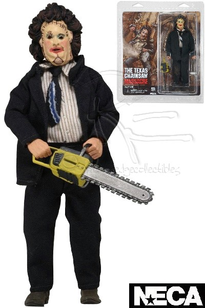 Neca Texas Chainsaw Massacre Leatherface Formal Style Figure