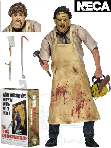 Neca Texas Chainsaw Massacre Ultimate Leatherface Figure