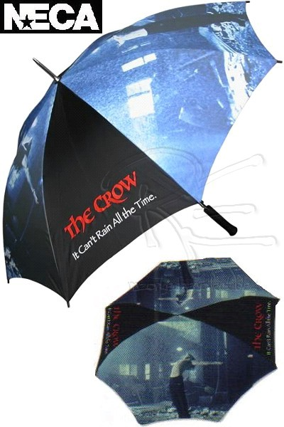 Neca The Crow It Can't Rain All The Time Umbrella