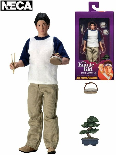 Neca The Karate Kid Daniel Larusso Clothed Action Figure