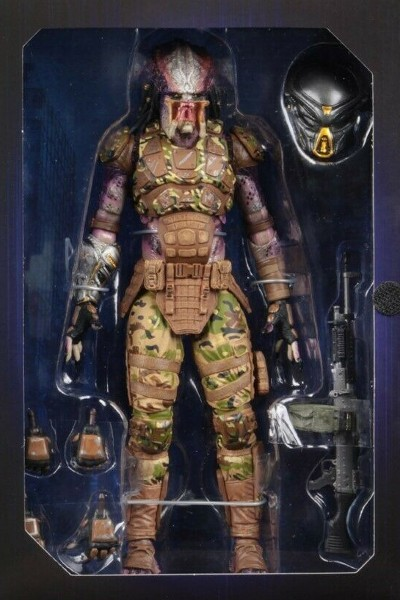 Neca The Predator Emissary I Predator Ultimate Action Figure
