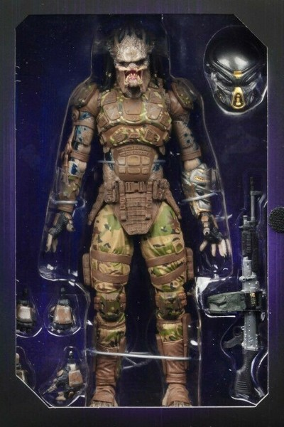 Neca The Predator Emissary II Predator Ultimate Action Figure