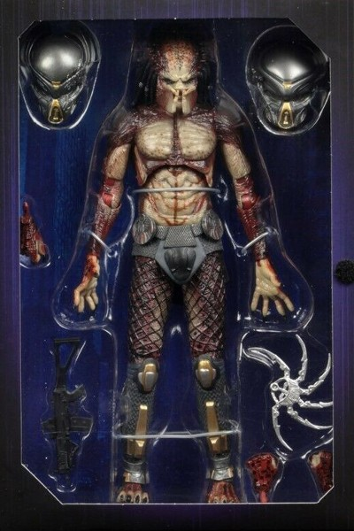 Neca The Predator Fugitive Lab Escape Predator Ultimate Figure