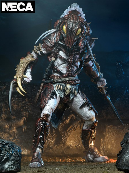 Neca Predator Ultimate Alpha Predator 100th Edition Figure
