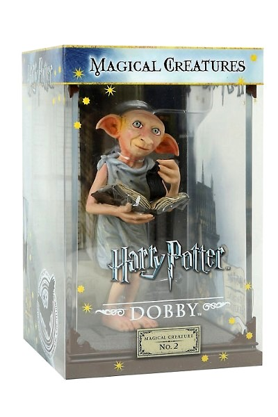 Noble Collection Harry Potter Magical Creatures Dobby Figure