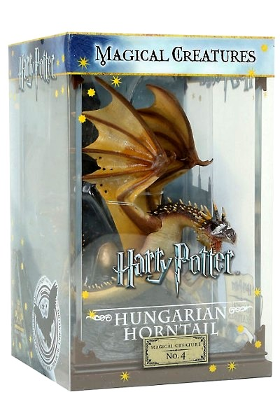 Noble Collection Harry Potter Magical Creatures Horntail Figure
