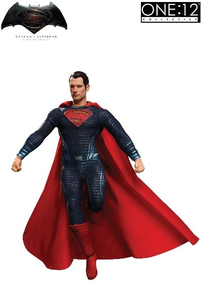 One 12 Collective Batman v Superman Dawn Justice Superman Figure