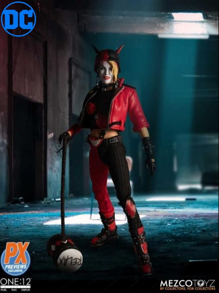 One 12 Collective DC Harley Quinn Playing for Keeps Exclusive