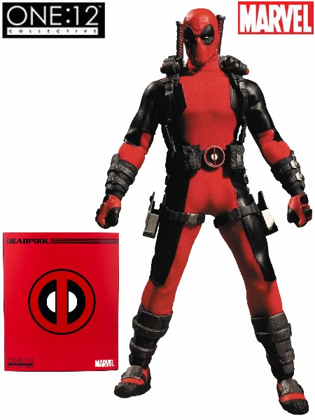 One 12 Collective Marvel Deadpool 6 Inch Scale Figure