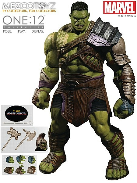 One 12 Collective Marvel Thor Ragnarok Movie Hulk Figure