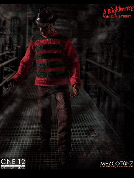 One 12 Collective A Nightmare on Elm Street Freddy Figure