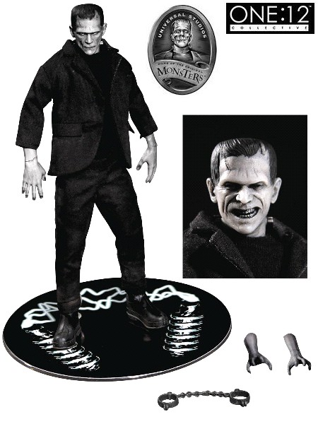One 12 Collective Universal Monsters Frankenstein 6 Inch Figure