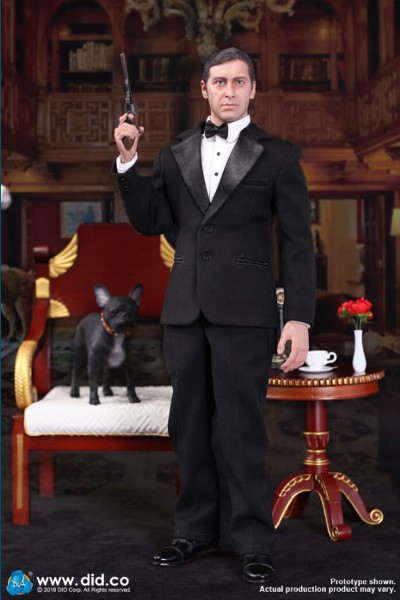 Online DID Chicago Gangster 3 Michael Deluxe Sixth Scale Figure