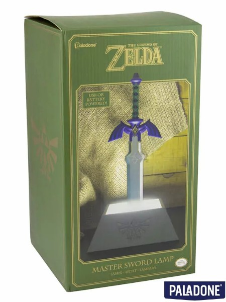 Paladone The Legend of Zelda Master Sword Light