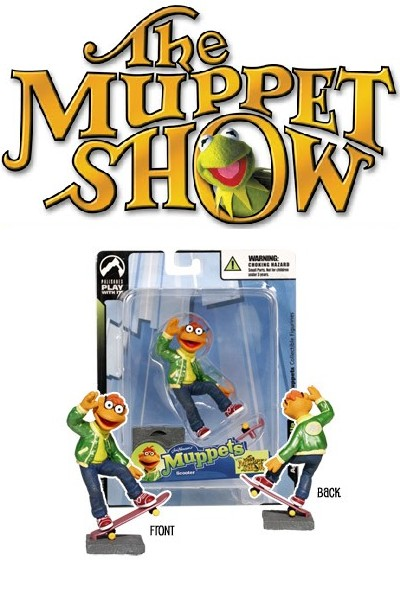 Palisades The Muppet Show Series 3 Mini Scooter Figure