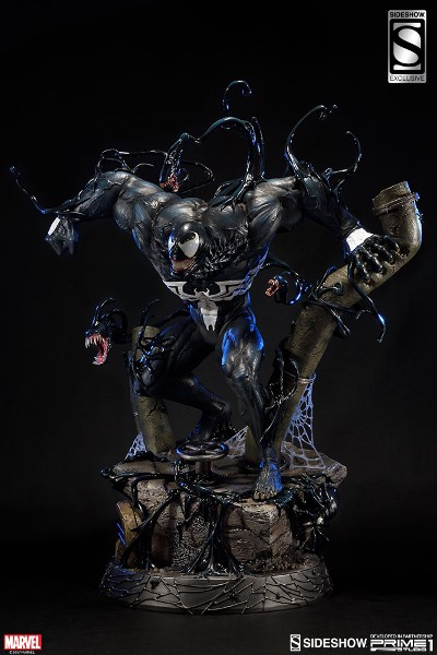 Prime 1 Studio Marvel Venom Dark Origins Exclusive Statue