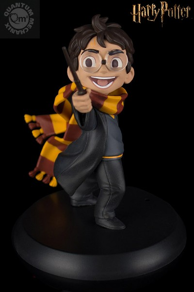 QMx Harry Potter First Spell Q-Fig PVC Figure