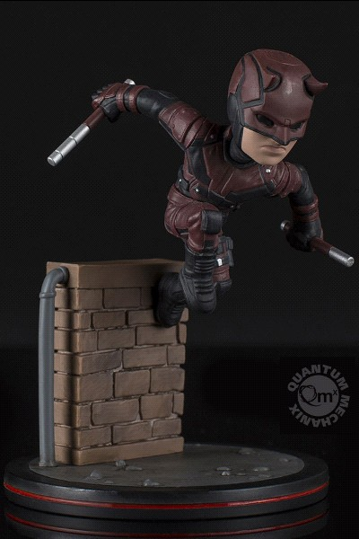 QMx Marvel Daredevil Q-Fig PVC Diorama