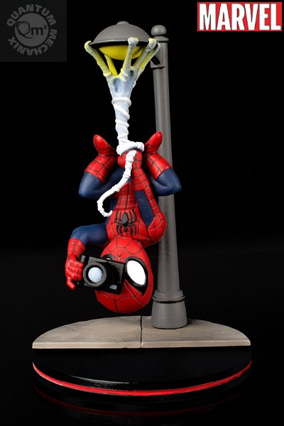 QMx Marvel Spider-Man Q-Fig PVC Figure