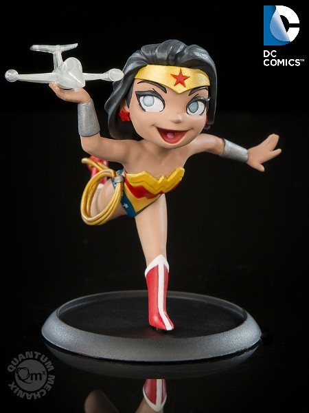 QMx DC Comics Wonder Woman Q-Fig PVC Figure
