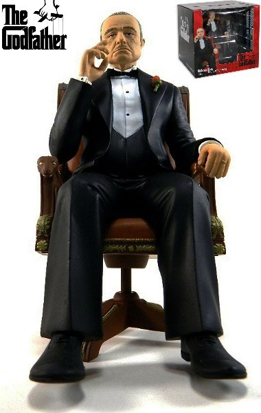 SD Toys The Godfather Don Vito Corleone 7 Inch Scale Figure
