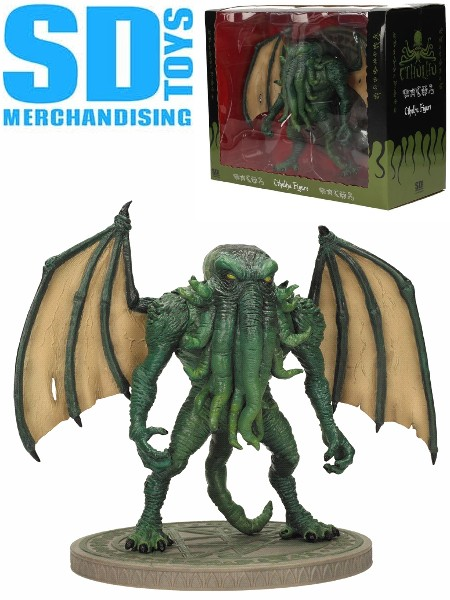 SD Toys HP Lovecraft Cthulhu 7 Inch Figure