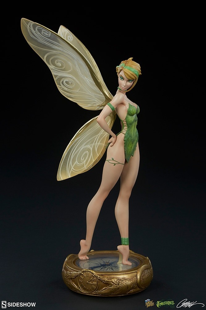 Sideshow Collectibles Fairytale Fantasies Tinkerbell Statue