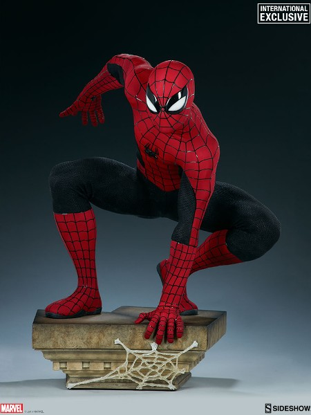 Sideshow Marvel Spider-Man Legendary Scale Figure Exclusive