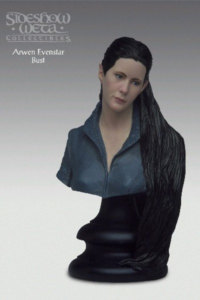 Sideshow Weta The Lord of the Rings Arwen Evenstar Mini Bust