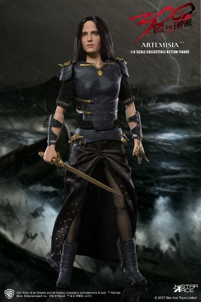 Star Ace Toys 300 Rise of an Empire Artemisia Sixth Scale Figure