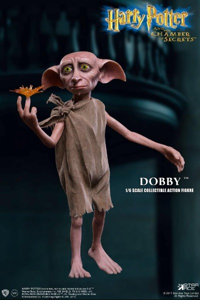 Preorder Star Ace Toys Harry Potter Dobby the House Elf Figure