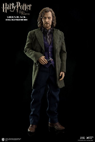 Star Ace Toys Harry Potter Sirius Black Sixth Scale Figure