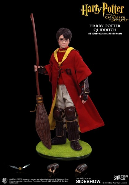 Star Ace Toys Harry Potter Quidditch Version Sixth Scale Figure