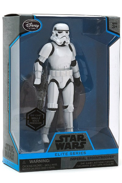 Hasbro Star Wars Elite Series Die Cast Rogue One Stormtrooper