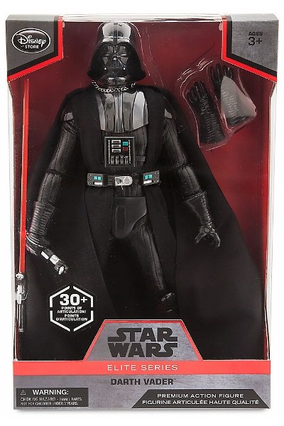 Star Wars Elite Series Darth Vader Premium 10 Inch Action Figure