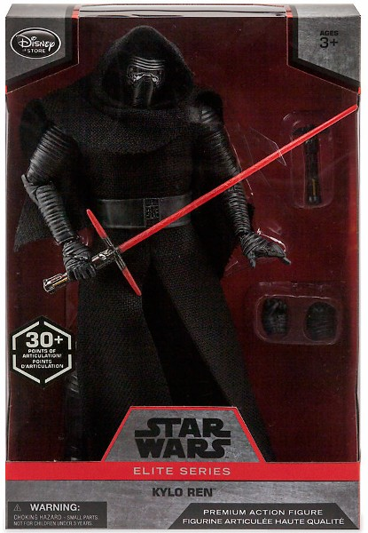Star Wars Elite Series Kylo Ren Premium 11 Inch Action Figure