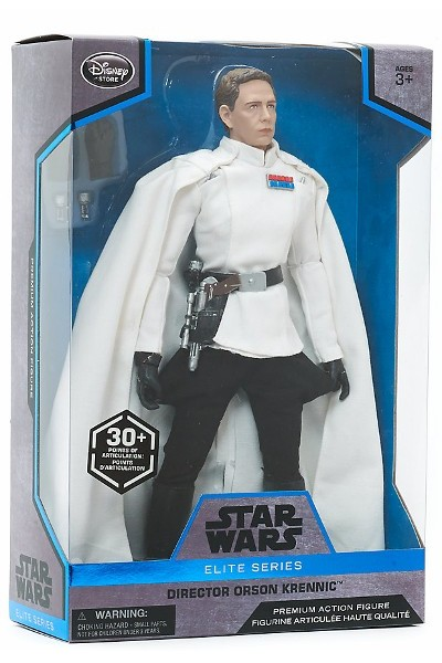 Star Wars Elite Series Director Orson Krenic Premium Figure