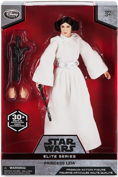 Star Wars Elite Series Princess Leia Premium 10 Inch Figure