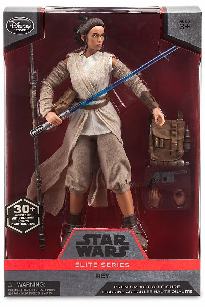Star Wars Elite Series Rey Premium 10 Inch Action Figure